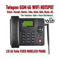 Telepon GSM WiFi Hotspot Untuk Rumah Kantor - LTE 4G VoLTE Fwp Fwt GSM