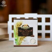 Tepung Beras Cokelat Organik (Bionic Farm) - 250g