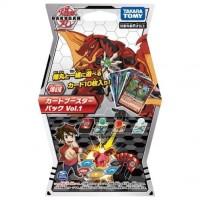 Takara Tomy Bakugan Battle Planet 016 Card Booster Pack