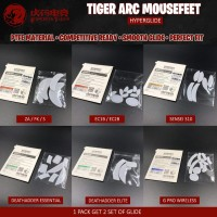Tiger Arc Hyperglides Mousefeet for Gaming Mouse