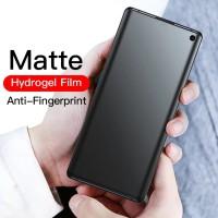 ASUS ZENFONE MAX PRO M1 HYDROGEL MATTE FILM DEPAN SCREEN PROTECTOR