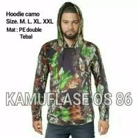 JUMPER hoodie kamuflase/baju berburu/kaos hunting