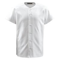 Baju Jersey Baseball Softball Descente STD1900T/STD0821T - Putih, S