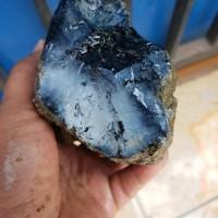 Bahan Black Opal ranting Porselen (jumbo)