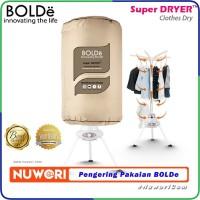 Alat Pengering Pakaian Elektrik BOLDe Super DRYER Clothes Dry