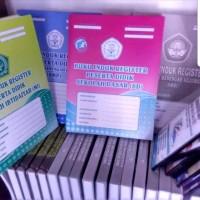 Buku Induk Kurikulum 2013 K13 dan CD RPP K13 revisi 2017.