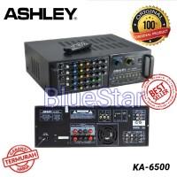 PROMO Amplifier Karaoke Ashley KA 6500 Original