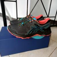 Sepatu trail run asics gel sonoma 4