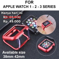 Case Apple Watch 1 - 2 - 3 iWatch casing cover 38mm 42mm MAGNETIC