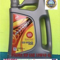 Oli Mobil Pertamina PRIMA XP SAE 10W40 4L