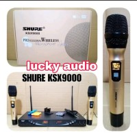 Mic wireless Shure KSX 9000 PP high quality Anti feedback