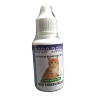 Stop Drop Cats - Obat Antibiotik Kucing - Obat Kucing Gejala Virus