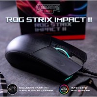 Asus ROG Strix Impact II - Gaming Mouse
