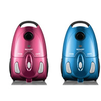 SHARP Vacuum Cleaner Low Watt - EC-8305 - Biru