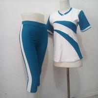 Setelan Baju Senam AM 002 ada BIG SIZE M-XXXL