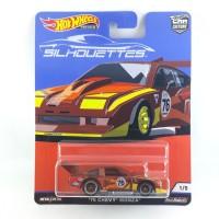 Hotwheels Retro '76 Chevy Monza Silhouttes Car Culture Ban Karet