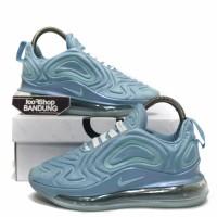 Sepatu Sneakers Women Wanita Nike Air MAx 720 Sky Blue Premium BNIB