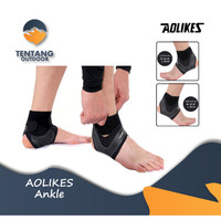 Deker Kaki AOLIKES 7130 Ankle Brace Ankle Strap Gym Ankle Protection - Left, L