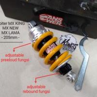 monoshock ANSWER jupiter MX KING MX NEW MX LAMA klik rebound