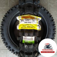 Pirelli Scorpion MX32 Mid Soft 90/100-16 ban motor Trail tubetype