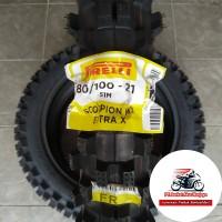 Pirelli Scorpion Extra X 80/100-21 ban motor Trail tubetype