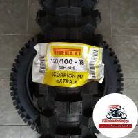 Pirelli Scorpion MX Extra X 120/100-18 ban motor Trail tubetype