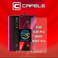 CAFELE TEMPERED GLASS XIAOMI REDMI K20 / K20 PRO / MI9T / MI 9T PRO