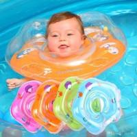 Neck Ring Baby Ban Berenang Leher Bayi Lucu Pelampung Swimming Aman