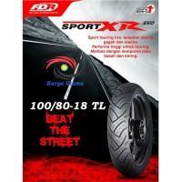 Ban Luar Federal FDR 100/80-18 100/80 Ring 18 Tubeless Tubles Sport XR