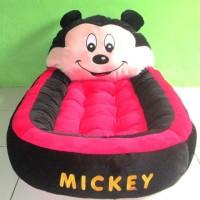 Samshop7 Kasur Bayi Karakter Mickey Mouse