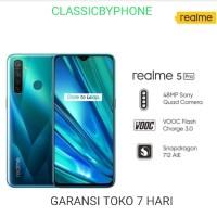 REALME 5 PRO RAM 8/128 GB GARANSI RESMI 1 THN OPPO SERVIS CENTER