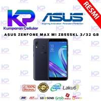 ASUS ZENFONE MAX M1 3GB 32GB ZB555KL GARANSI RESMI