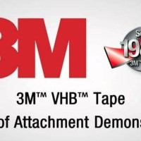 Double Tape 3M Interior / Exterior Mobil Original 12mm x 4.5 m