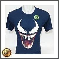 Kaos Baju Tshirt Pria Glow in the Dark Venom EGR015 Import