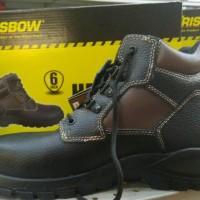 Sepatu Safety Krisbow Hercules 6Inchi Tuankushop29