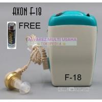 Hearing Aid Axon F 18 / Alat Bantu Dengar Pocket Kabel Series