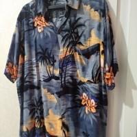 Baju Pantai Hawaii