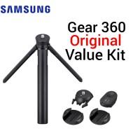 Samsung Gear 360 Value Kit Tongsis Remote Tripod Original