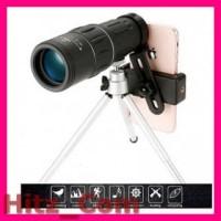 Maifeng Lensa Tele Zoom 16X52 untuk Smartphone KL1040 Black
