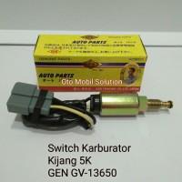 Solenoid Switch Karburator Kijang 5K GEN Original