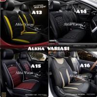 sarung jok mobil Avanza / Xenia 2004-2011 Sporty deluxe
