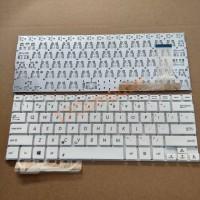 Keyboard Laptop Asus E203 E203NAH E202 TP203 TP203NAH - putih