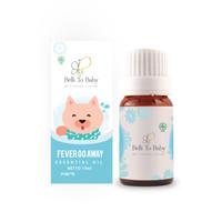 Aroma Terapi Belli To Baby FEVER GO AWAY/Essential Oil FEVER GO AWAY
