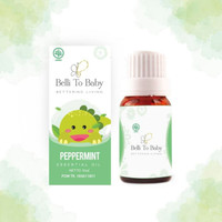 Aroma Terapi Belli To Baby PEPPERMINT/Essential Oil PEPPERMINT