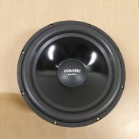 Subwoofer-COUSTIC-CA-125 12 double coil high QUALITY-MERI Audio