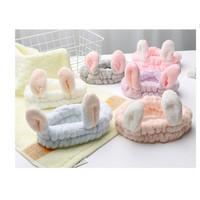 Bandana Bunny Make up Cuci Muka Bando Ikat Kepala