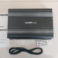 POWER-COUSTIC CA 778.4 USB MMC 4CHANNEL HIGH QUALITY ARYA.ONE SHOP
