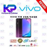 VIVO Y15 4GB 64GB GARANSI RESMI