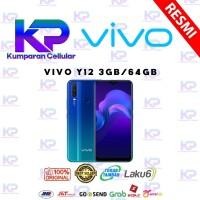 VIVO Y12 3GB 64GB GARANSI RESMI