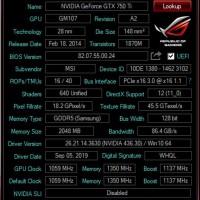 Big Sale Msi Geforce Gtx 750 Ti 2Gb Twin Frozr Gaming Terbagus